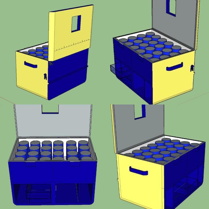 First Round CAD Design