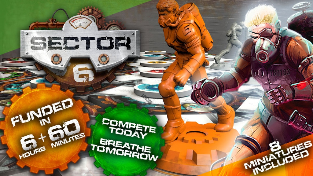 SECTOR 6: compete today, breathe tomorrow! miniatura de video del proyecto