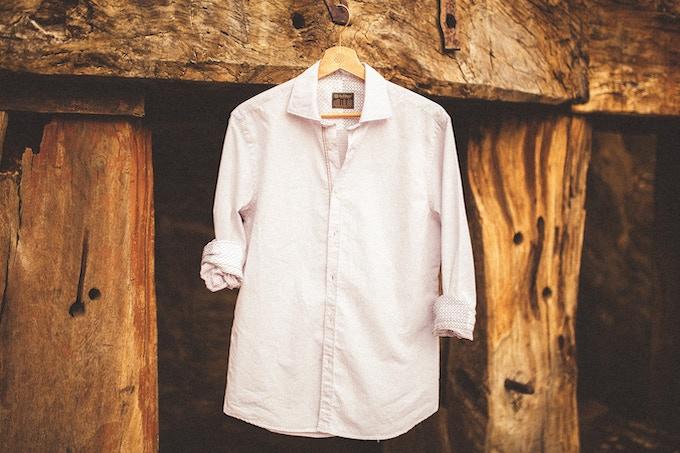 "Camisa num.3 - Modelo ""Pau"""
