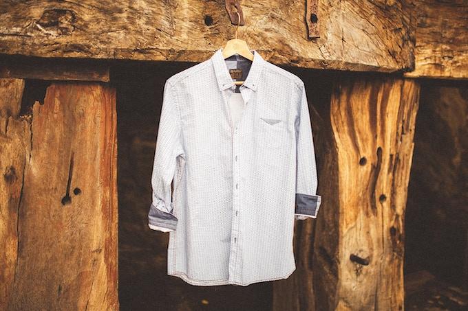"Camisa num.5 - Modelo ""Mulán"""