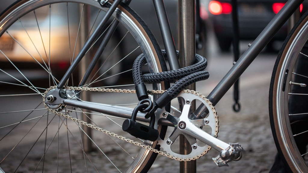 tex—lock : the bike lock made of high-tech textiles project video thumbnail