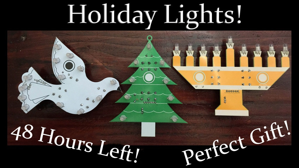 Holiday Lights! Interactive kits delivered for the Holidays! project video thumbnail