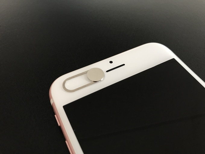 Intelligent Security | Camera Cover fits on the front of all iPhones and most smartphones.