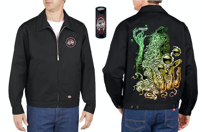 Custom Dickies Jacket