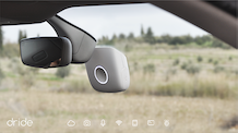 Dride - Connected Dashcam with Safety Alerts & Apps.