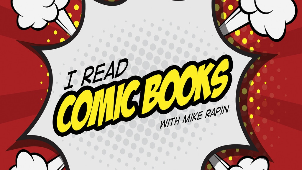 I Read Comic Books - Year 4 project video thumbnail