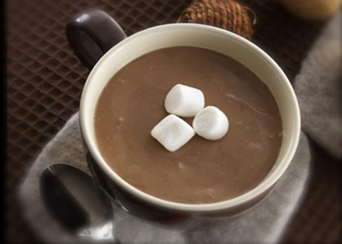 Hot Cocoa From Mix