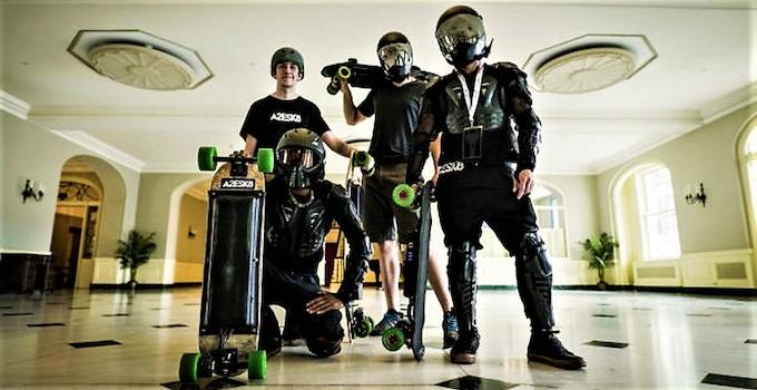 A2ESK8 Squad