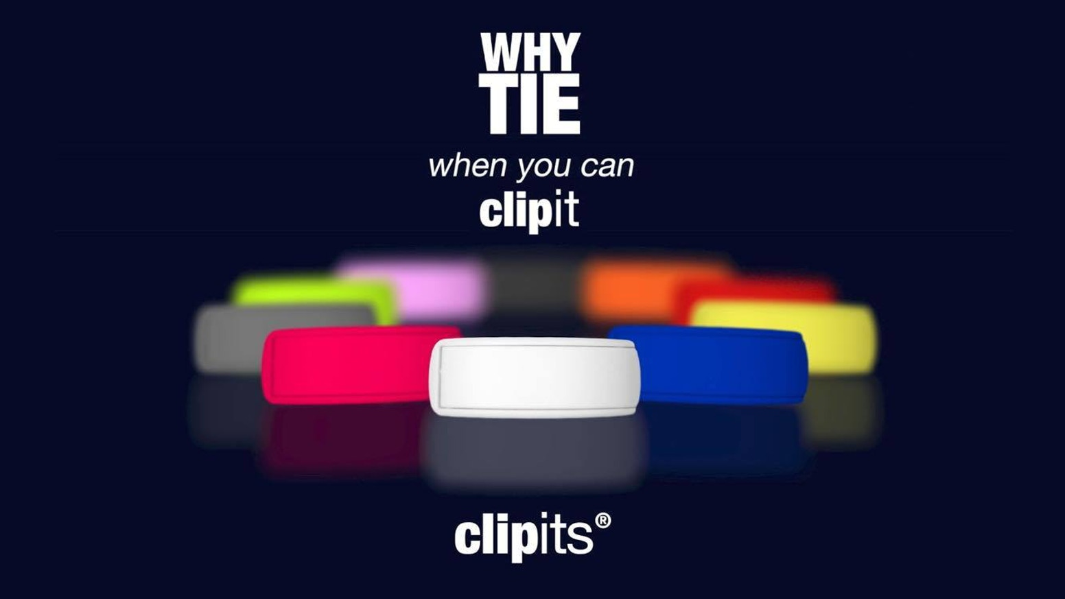 You'll never need to tie your shoes again! Introducing ClipIts, the next step for shoelaces.  Easy to adjust.  Smooth design. #Clipits