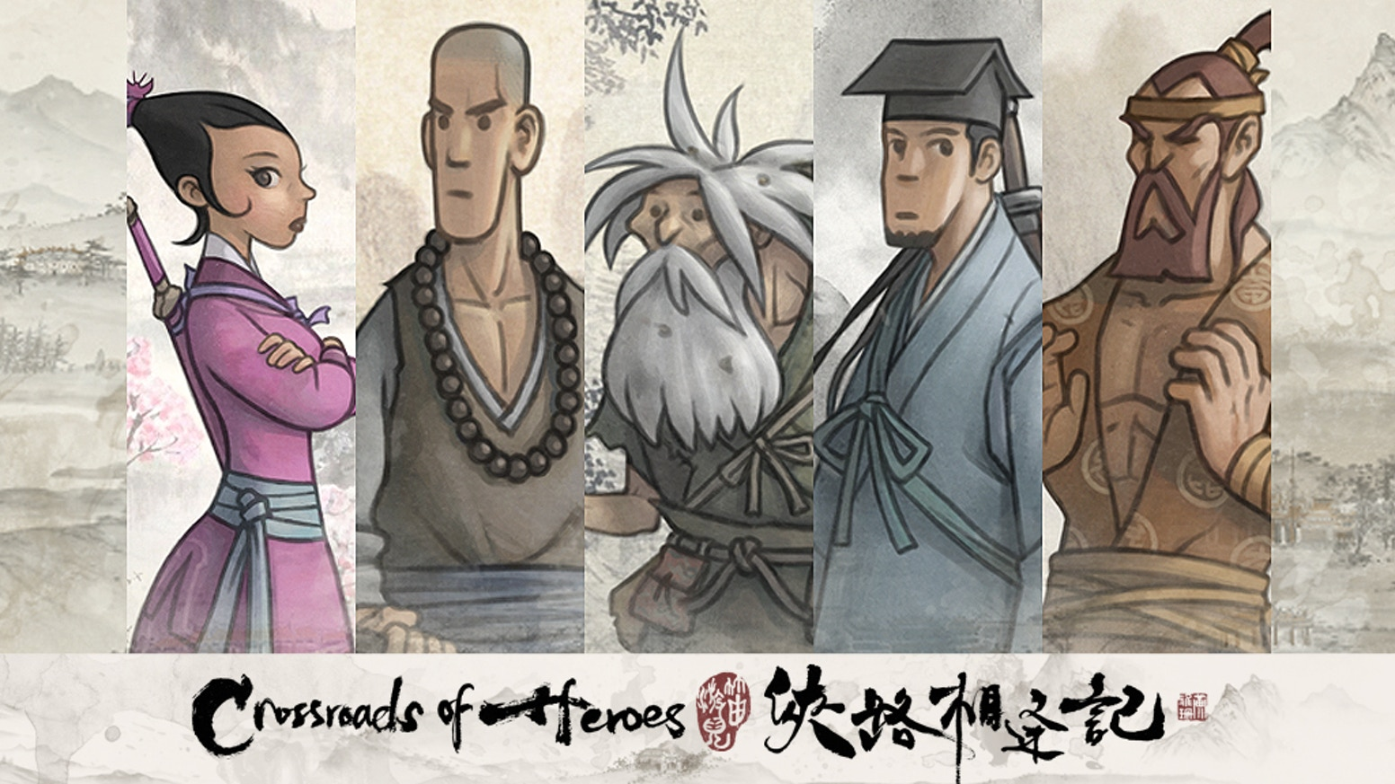 Crossroads of Heroes by Pat Piper » Community — Kickstarter