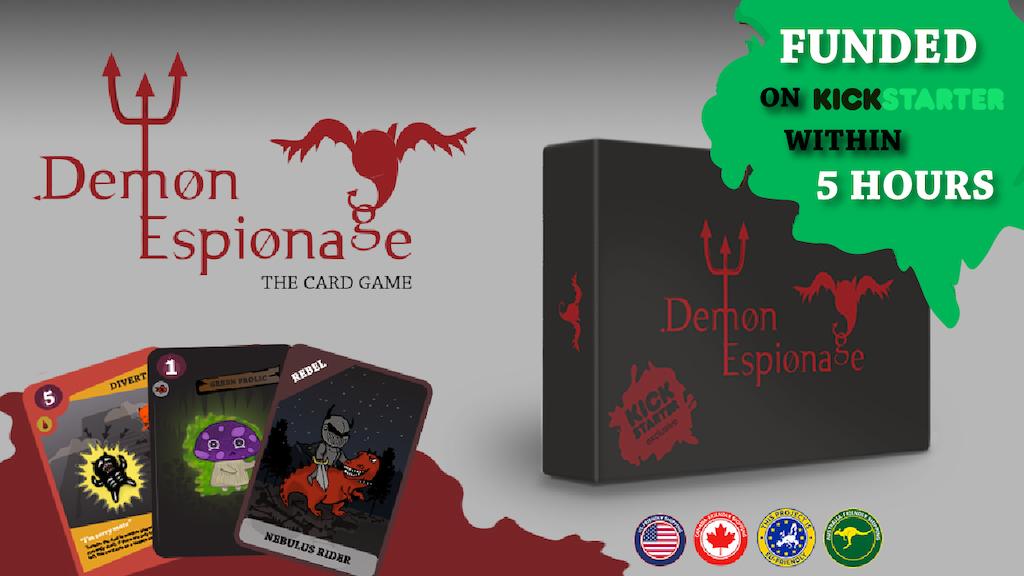Demon Espionage project video thumbnail