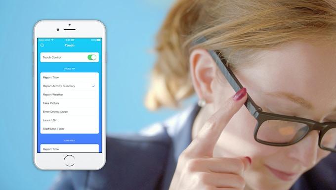 Vue: Your Everyday Smart Glasses by Vue — Kickstarter