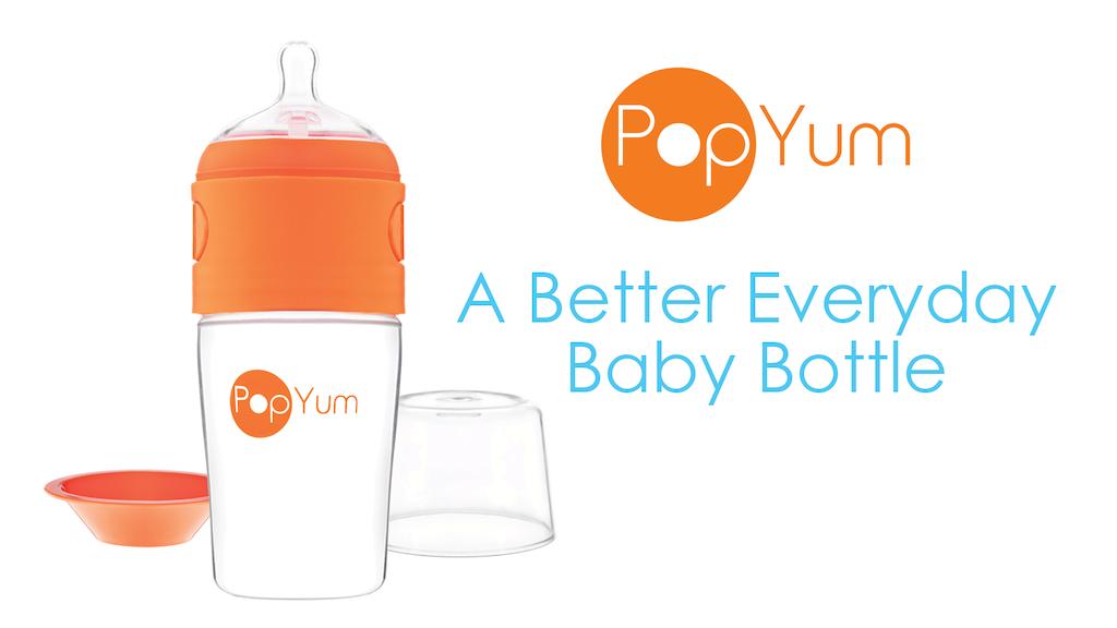 PopYum – A Better Everyday Baby Bottle project video thumbnail