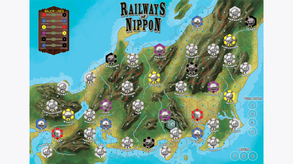 Railways of Nippon: The Next Train Stop on the ROTW Track! project video thumbnail