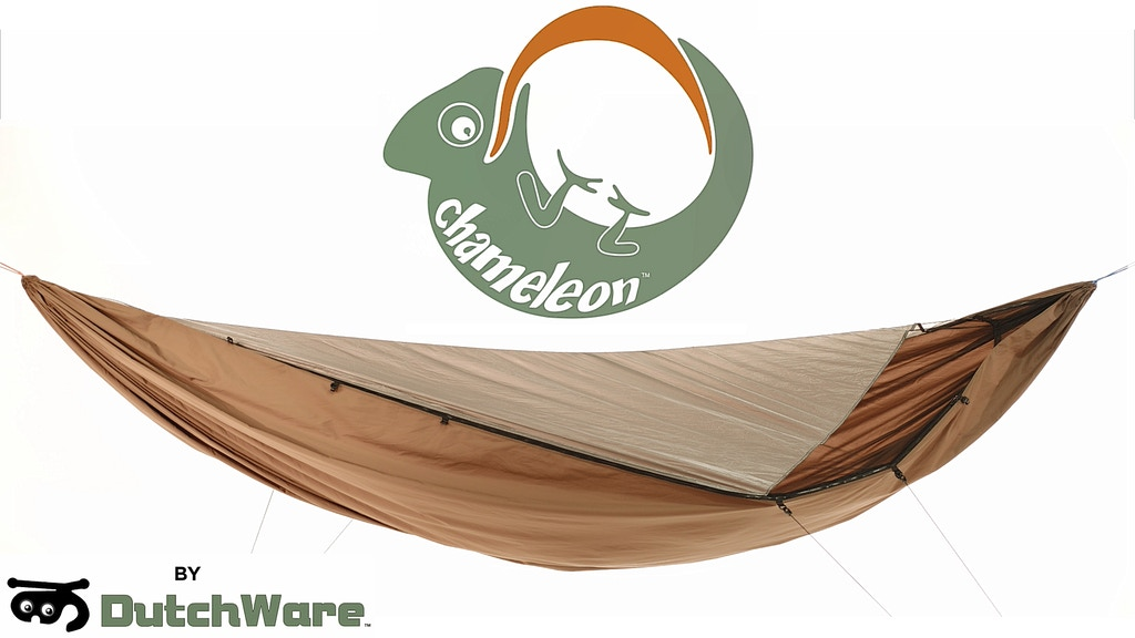 Chameleon Hammock by DutchWare project video thumbnail