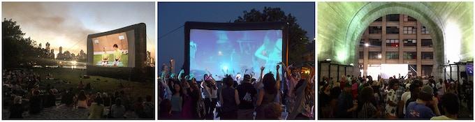 Free Screenings Across NYC in 2016