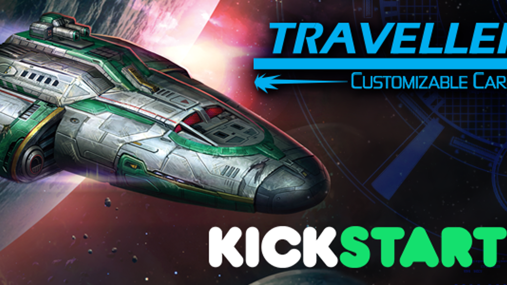Traveller Customizable Card Game project video thumbnail