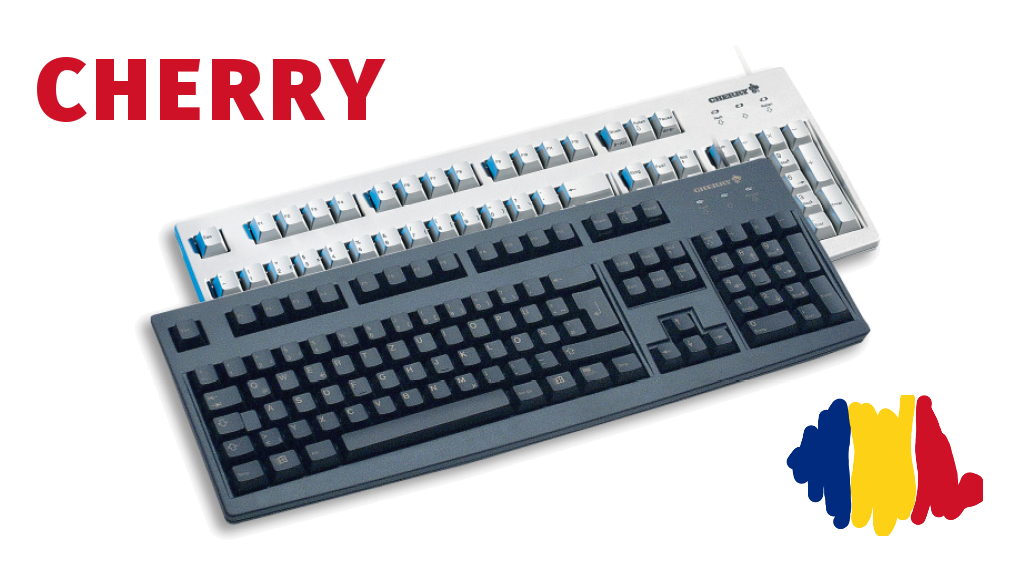 Project image for Romanian Cherry G83-6104 / G83-6105 Keyboard