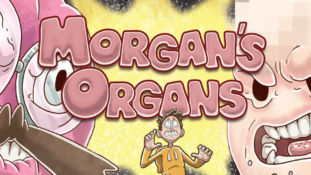 "Morgan's Organs ~ ""Inside Out"" for grown-ups! project video thumbnail"