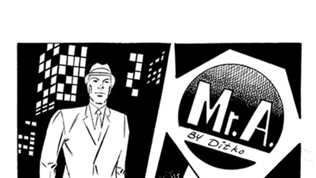 Anniversary By Snyder And Ditko By Robin Snyder Kickstarter
