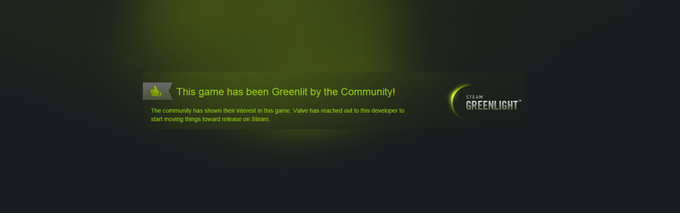 The game is greenlit! Thank you for all the support!