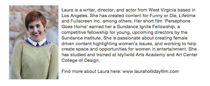 Laura Holliday, Director