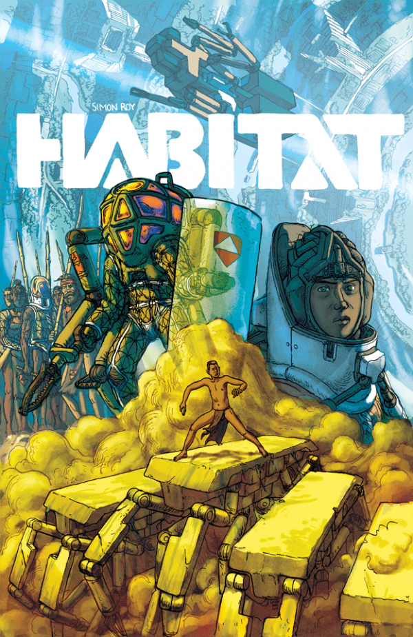Habitat by Simon Roy
