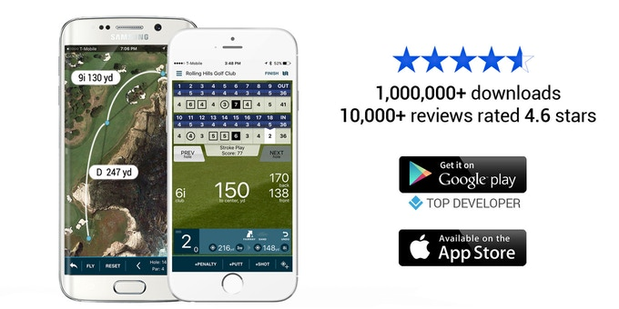 Golf Pad LINK - automatic golf game tracking DONE RIGHT by Golf Pad