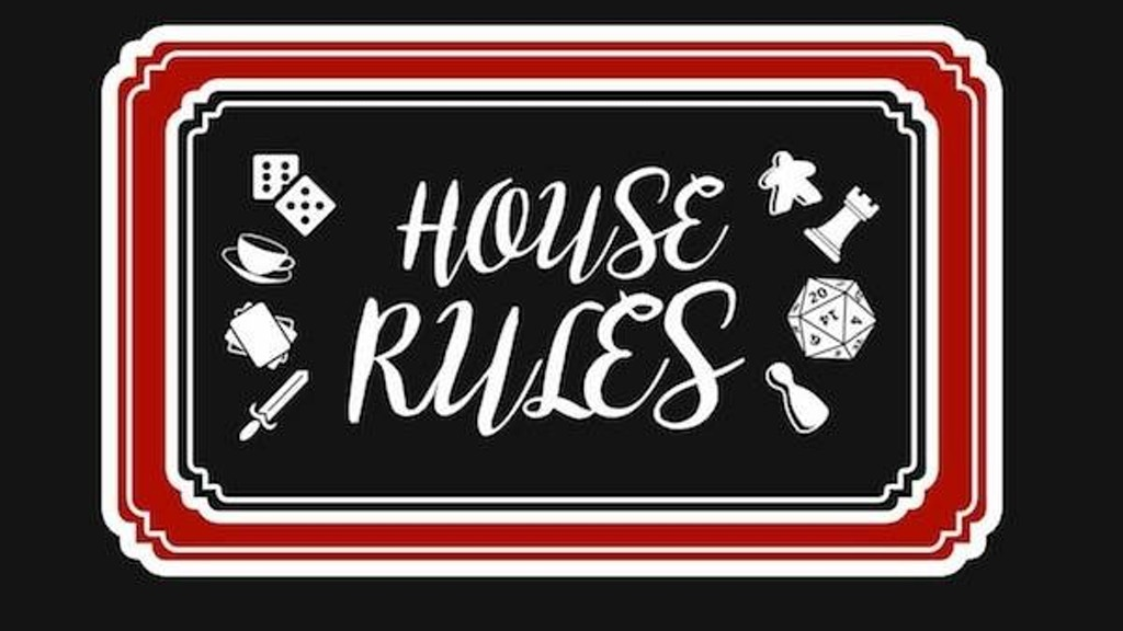 House Rules Cafe: Hudson, NY's First Board Game Cafe! project video thumbnail