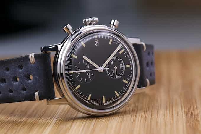The Urban 'Speedy' Chronograph Prototype