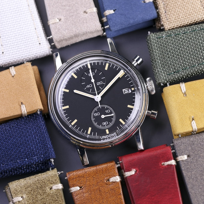US$175 Customizable Retro Watch Challenge by Undone by ...