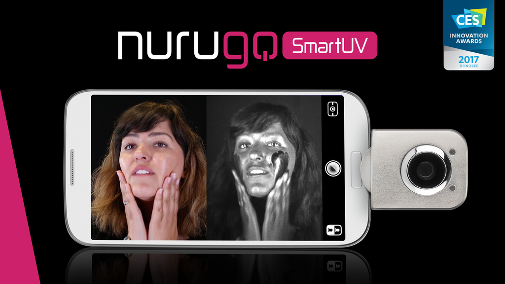Discover a whole new world with the SmartUV camera & app. project video thumbnail