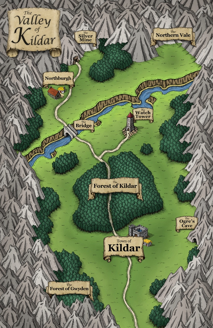 Valley of Kildar