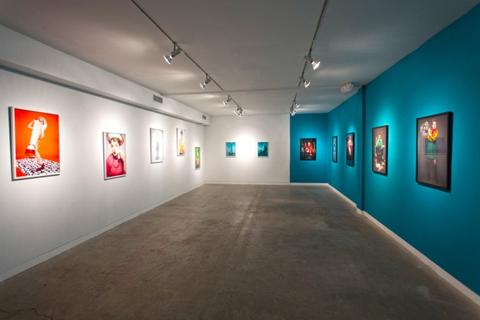 """My Solo Show, """"Words for Women"""",  at Gallery 151 in New York City"""