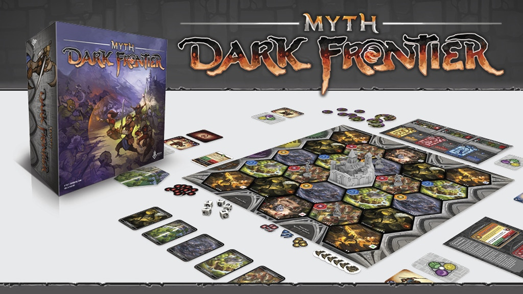 Myth: Dark Frontier project video thumbnail