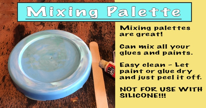 Mixing Palette
