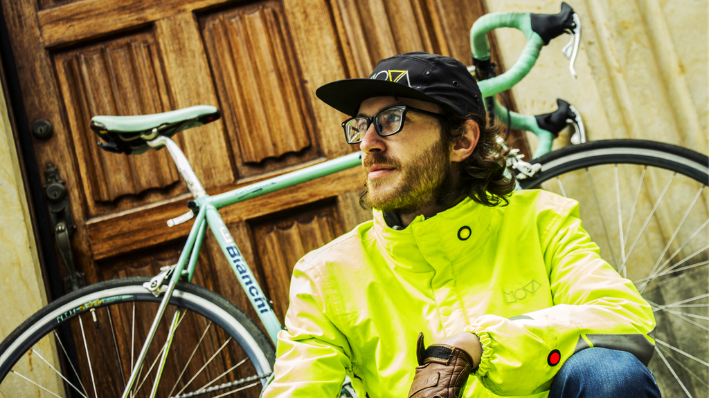 MOVA Cycling Jacket. The World's Best Cycling Jacket! project video thumbnail