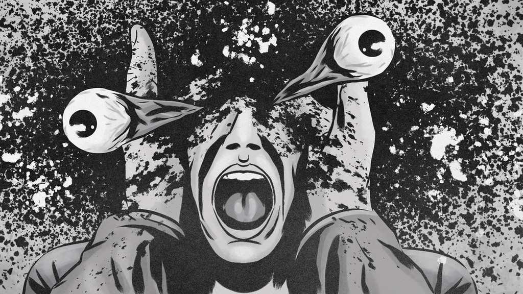 SHOCK VALUE: GIALLO - Horror Comic Anthology project video thumbnail