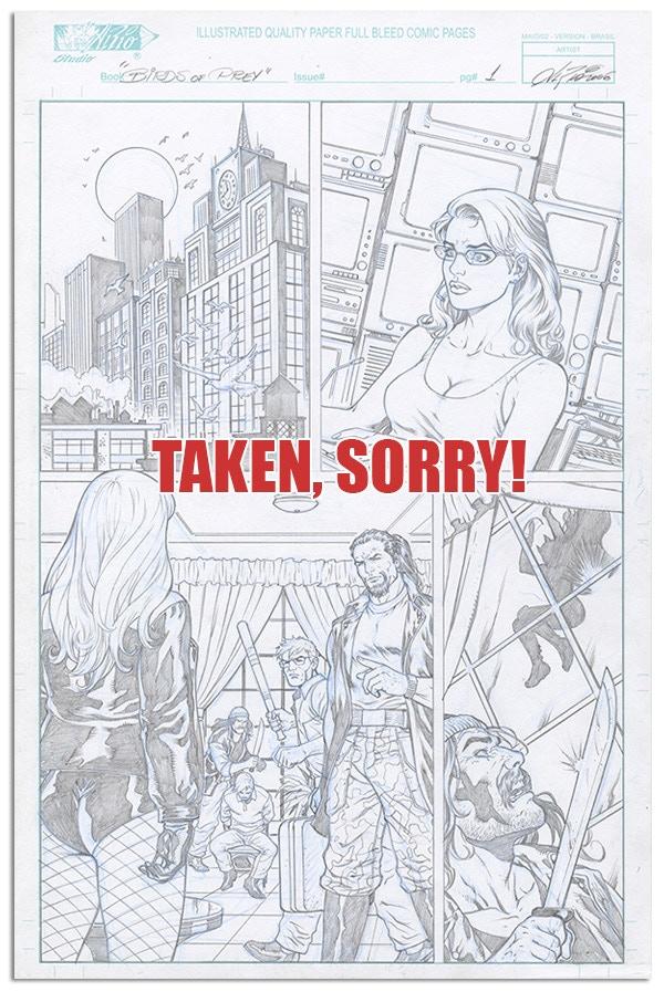 TAKEN - SORRY!
