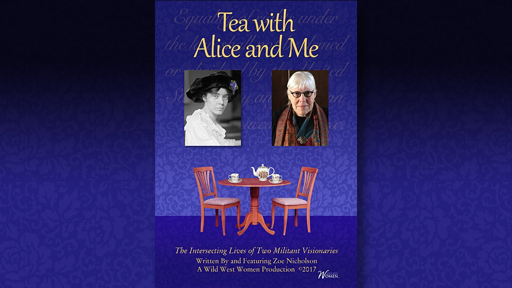Tea with Alice and Me project video thumbnail