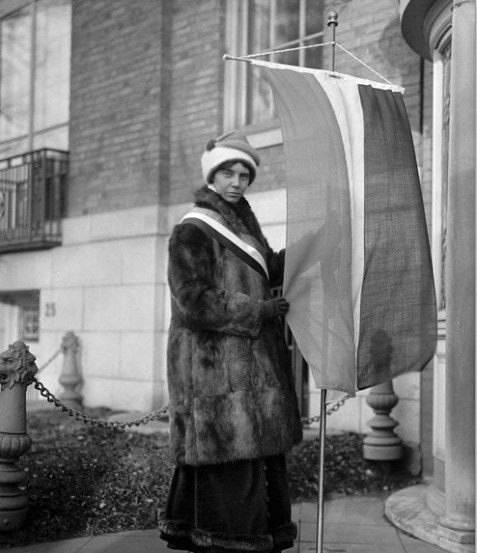 Miss Alice Paul