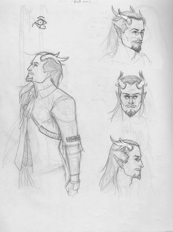 Perish Sketch