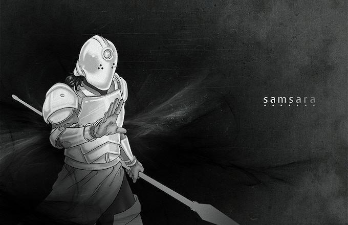 Shimmering Soldier
