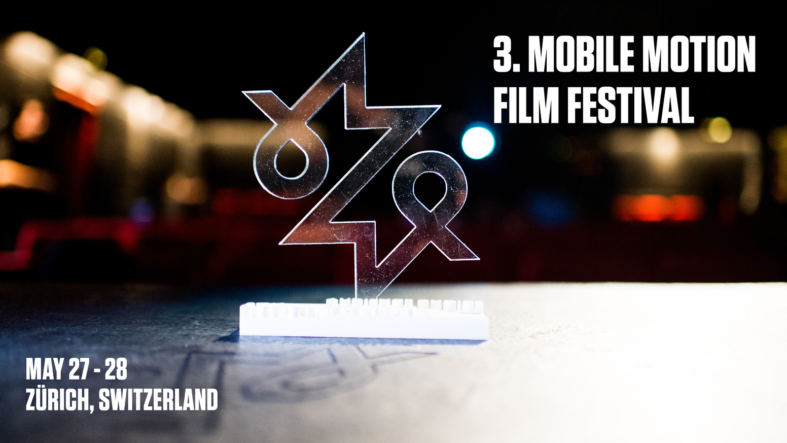 Switzerland's first International Smartphone Film Festival is levelling the playingfield for filmmakers from around the world!