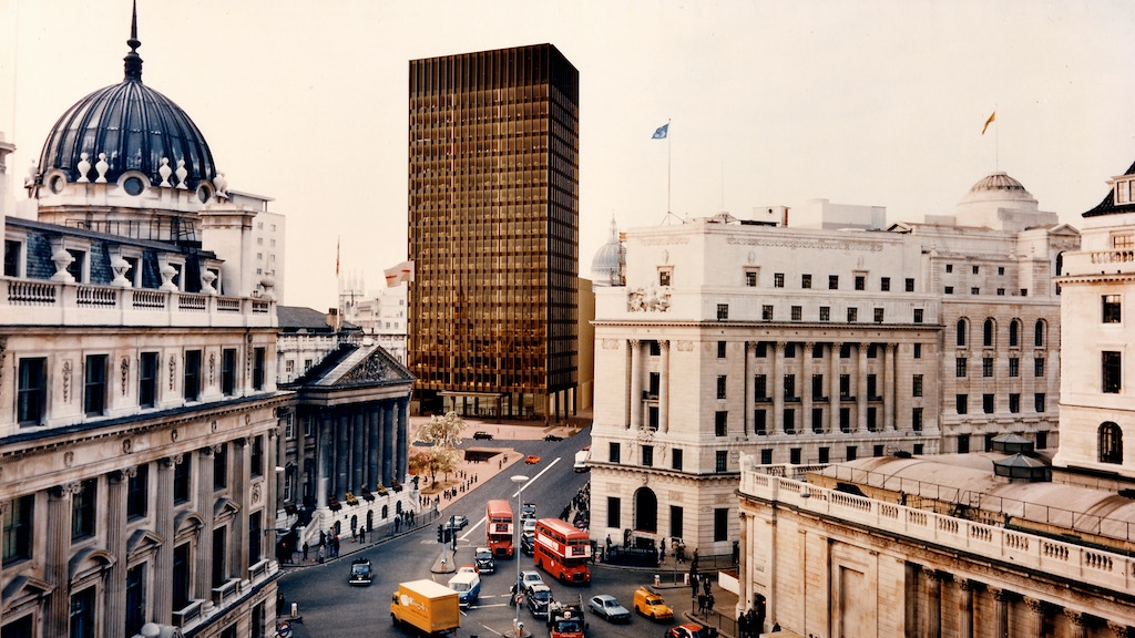 Mies in London project video thumbnail