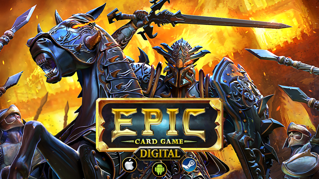 Epic Digital Card Game project video thumbnail