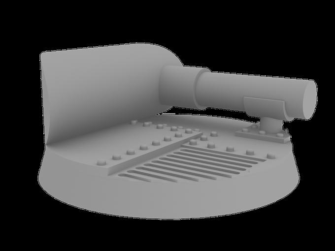 Blackjack Zacch's Custom Designed Base