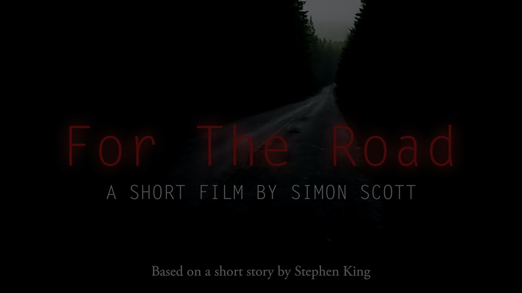 For The Road project video thumbnail