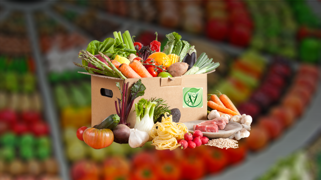 Project image for Veggy - Social Food