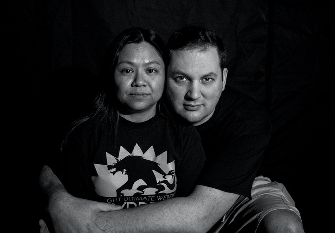 Toni and Ted Alspach: One Night Ultimate Werewolf